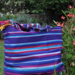 Kikoy Beach Bag